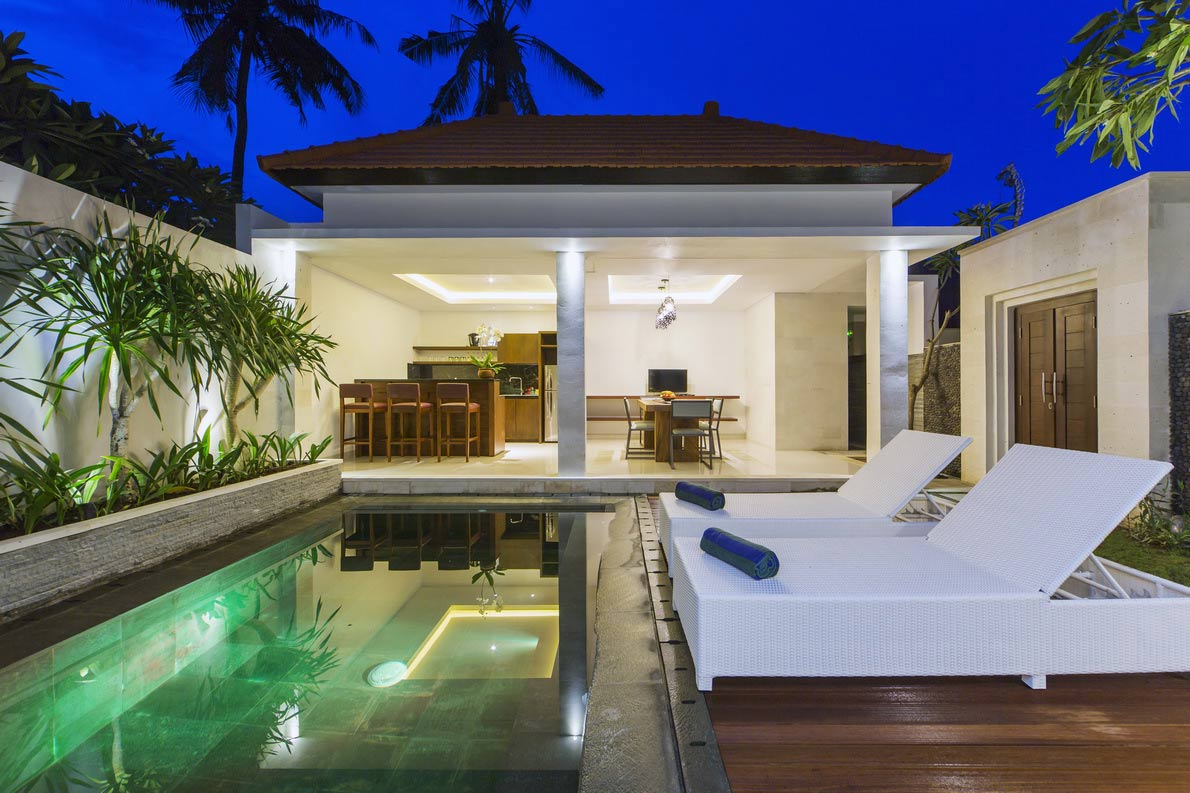 One Bedroom Private Pool Villa Odika Lovina Houses And
